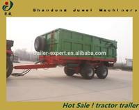 EU aid trailer,tractor trailer,trailer truck wells cargo trailer with CE