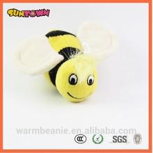 custom bee plush stuffed toys plush bumble bee soft toy