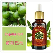 cold pressed jojoba oil moisturizing essential oil