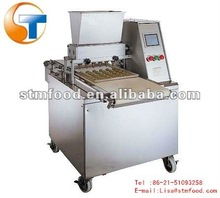 Automatic cocoa butter cookie machine st-501 in Asia