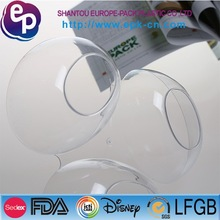 Europe Pack product tableware new design disposable plastic food container with three compartments