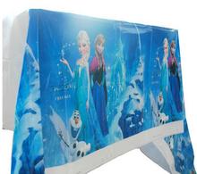Frozen queen princess Elsa and Annarave children crazy party accessories