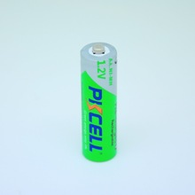 High quality 1.2v aa 600mah nimh rechargeable safe battery for pkcell