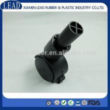 Plastic injection mold adjustable wheel