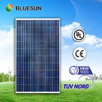 bluesun lower price solar panels polycrystalline 250w Pv Modules Solar Panel