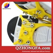 Antideslizante herramientas de silicona en hielo crampon para de raquetas de nieve