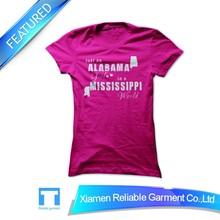 Export quality women's short sleeve shirt