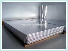 5083 mill finish and marine grade aluminum sheet