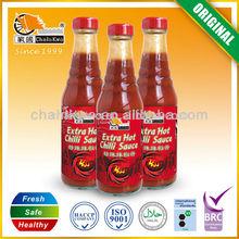 2014 hot sell black beans hot sauce