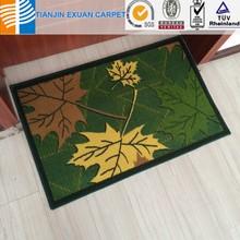fashionable anti-slip nylon floor mat