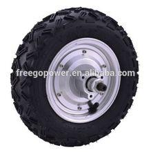48v 800w brushless dc watt high power electric wheel hub motor