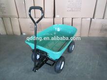 hand-push type Garden tool cart Beach tool cart Hand buggy