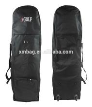 Nylon large sport travel golf bag