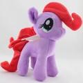 My little Pony 7.8 polegada roxo potro de pelúcia Toy 20 cm animais de pelúcia cavalo