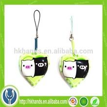 custom logo pvc mobile cleaner