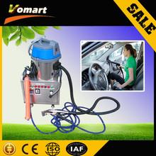 CE 4KW mobile steam car wash machine price/steam car washer with two gun/steam pressure washer hot water