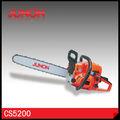 motosierra de la gasolina barata 5200 sierras de cadena para customed