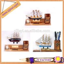 gỗ thủ công quà tặng hàng thủ công thuyền gỗ đồ chơi mô hình thuyền trang trí christmas