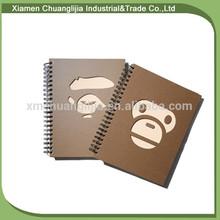 2015 wholesale school supply- cute notebook