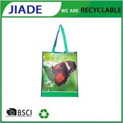 China supplier 2015 new style non woven shopping bag/promotional cheap logo shopping bags/korean non woven bag