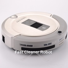 2014 Hot slaes OEM shining logo robot vacuum cleaner /home floor cleaning equipment