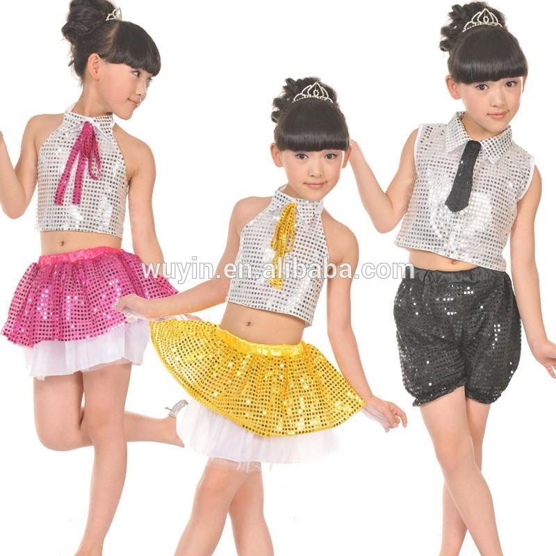 Nouveau Style de Danse Nouveau Gros Style Paillette