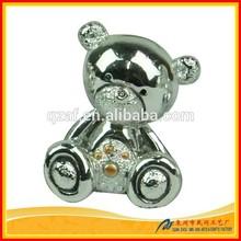 Hot selling resin wholesale figurine bear