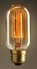 Manufacturer led E27 40W tungsten retro vintage Edison light