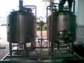 10 baril conique en acier inoxydable industriels usine de fermentation