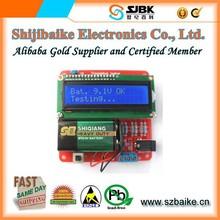 M8 Transistor Tester Upgrade M328 Version Measuring Instrument/ESR/DIY
