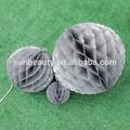 Tissue honeycomb paper balls para material escolar