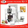 High Speed Manual Blister Granule 1Kg Rice Packing Machine