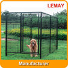 big wire mesh foldable dog kennel