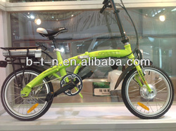 BTN 8000w electric motorcycle