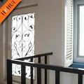 Porte clôture en fer forgé brocheprécision d'escalier et balustrade yy-c528 décoration