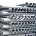 China alibaba Standards grau leitungsrohr pvc elektrische Abfackeln rohr upvc graue pvc-rohr rohr
