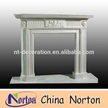 Italy style stone fireplaces mantel NTMF-F200