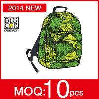 2014 High quality custom logo promotion wholesale canvas bag for teenage girls,Mossy Oak Toumey Backpack