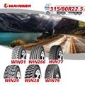 Tbr neumático de camión 315/80r22.5 neumáticos los nombres de las empresas