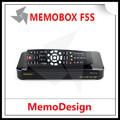 Memobox f5s hd receptor de satélite com pvr receptor dvb-s2 gprs apoio, lan, usb wifi
