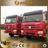 HOWO dump truck curb weights ZZ3257M3447A1