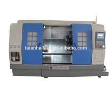 CNC250A combination cnc milling lathe machine center low price,high precision