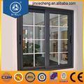 personalizado 6000 usado série de janelas de alumínio