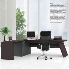 Hot Sale MDF funky melamine computer desks