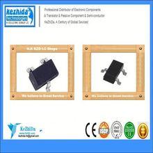 (Transistors marking) triode Diodes PNP NPN mark code ID: Y2 SOT23-12V