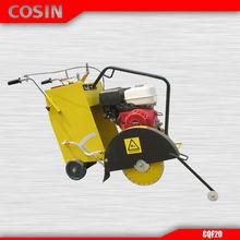 Diesel 186f Engine Cosin CQF20 Walk Behind Concrete Cutter