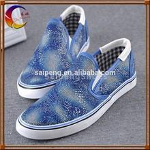 Único de encargo de la lona zapatos de alta calidad zapatos pintados a mano, Zapatos de los planos zapatos personalizados, Encargo regalos de cumpleaños FB-20-901