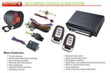 One Way Car Alarm System,Universal Car Alarm L3000, High Quality Car Alarm Systems