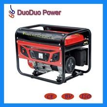 2Kw Mini Generator Gas Generator Set Type Nature Gas generator