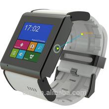 wrist watch phone support sim card/wifi/bluetooth new fashion